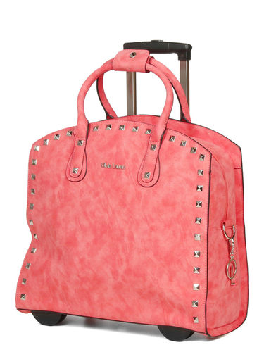 Damen Akten Laptop Trolley Bowatex - Olivia Lauren Rot Red